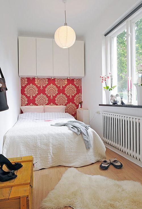 kleine slaapkamer inrichten ideeen : 10 Tips Om Je Kleine Slaapkamer ...