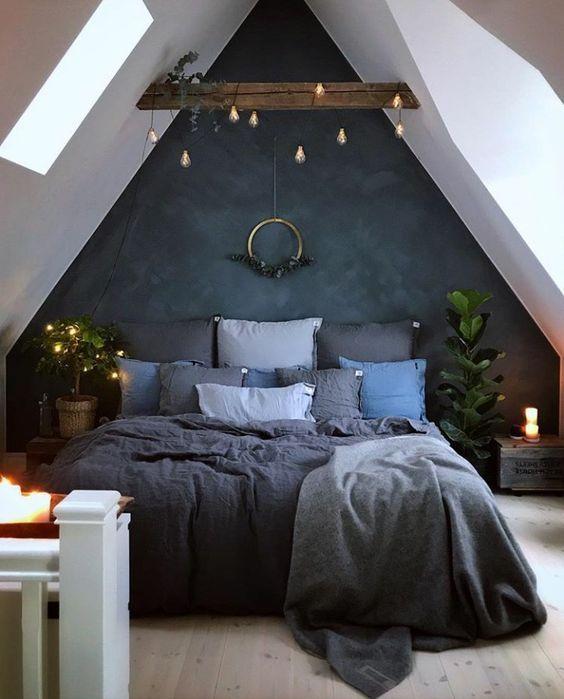 Slaapkamer Met Schuine Wanden Inrichten.12x Kleine Slaapkamer Inrichten Tips Ideeen En Inspiratie