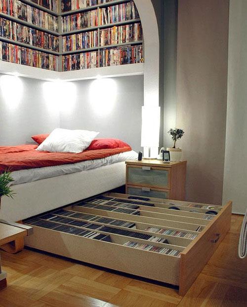kleine slaapkamer tips  interieur inrichting, Meubels Ideeën