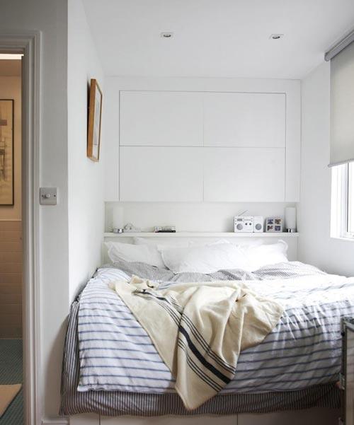 Genoeg 12x Kleine slaapkamer inrichten: tips, ideeën en inspiratie #ZN88