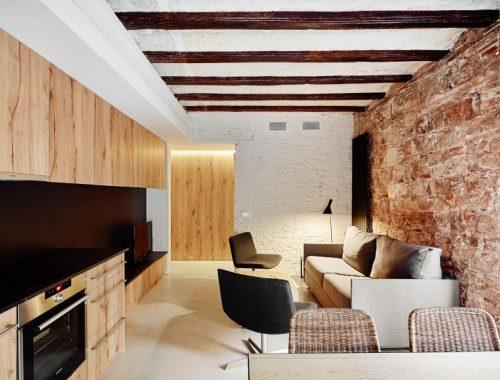 Warme gezellige woonkamer interieur inrichting for Woonkamer ontwerpen