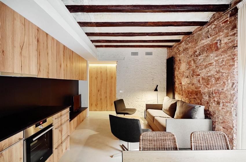 Authentieke Details Woonkamer : Stoere kleine woonkamer ontwerpen interieur inrichting