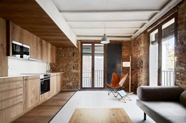 Stoere kleine woonkamer ontwerpen | Interieur inrichting