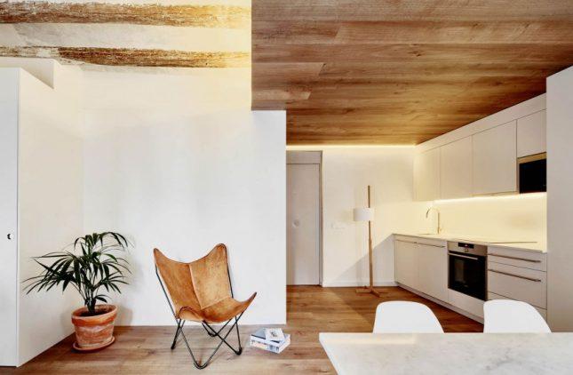 Stoere kleine woonkamer ontwerpen