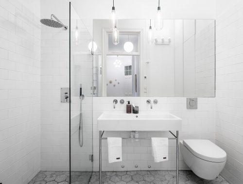 Inrichting Kleine Badkamer : Kleine badkamer interieur inrichting