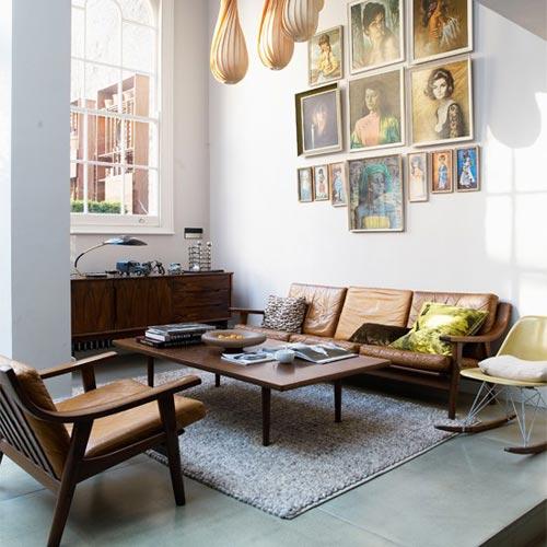 Favoriete Kleine woonkamer | Interieur inrichting #VT89