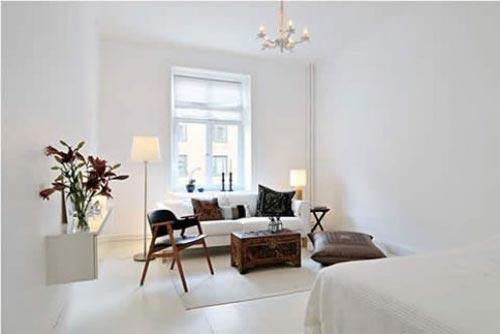 Kleine woonkamer | Interieur inrichting