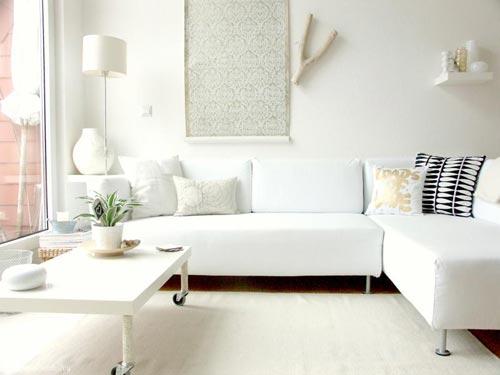Inspiratie Kleine Kamer : Kleine woonkamer interieur inrichting