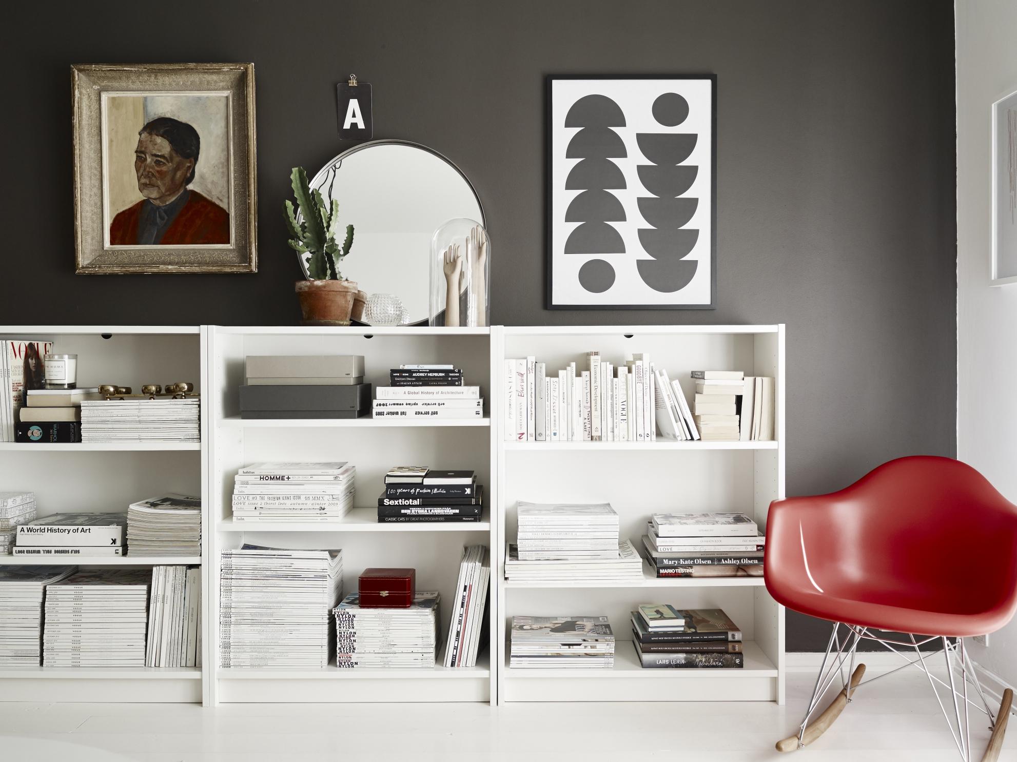 Kleine woonkamer in een klein scandinavisch appartement for Klein appartement design