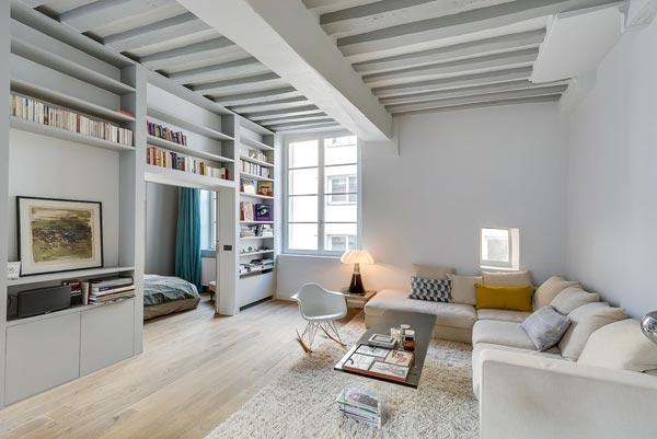Kleine woonkamer   Interieur inrich