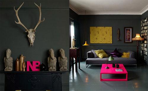 Kleur mijn interieur