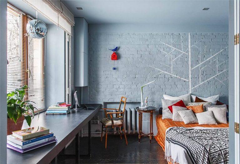 Kleurinspiratie muren