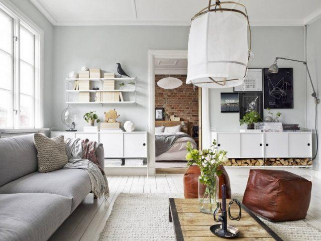 Inrichting Met Grijze Bank: Jouw woonkamer landelijk inrichten ...