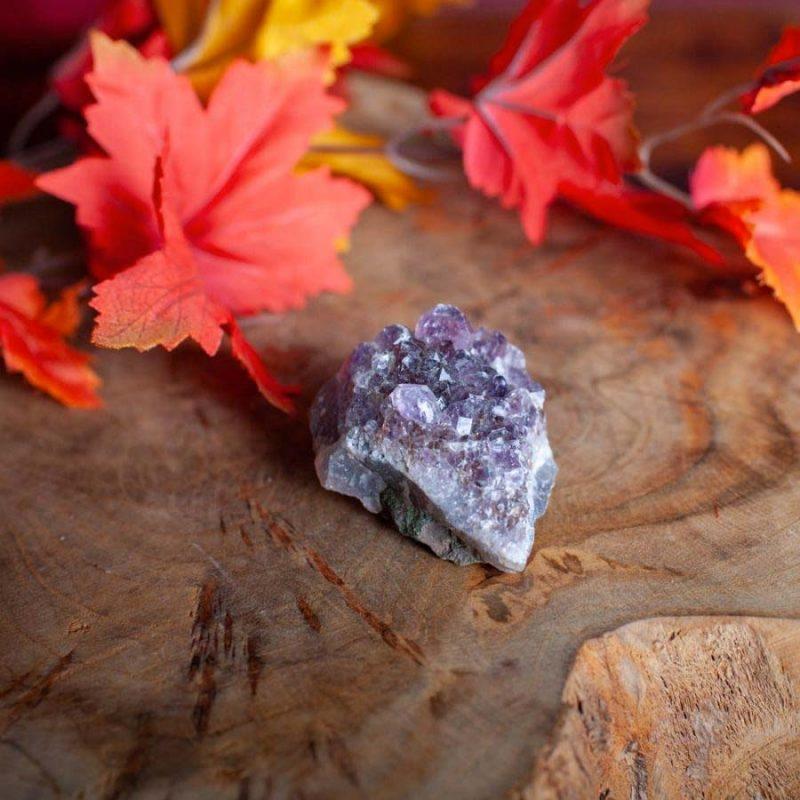 kristallen in huis athemist