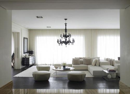 L vormige woonkamer inrichten | Interieur inrichting