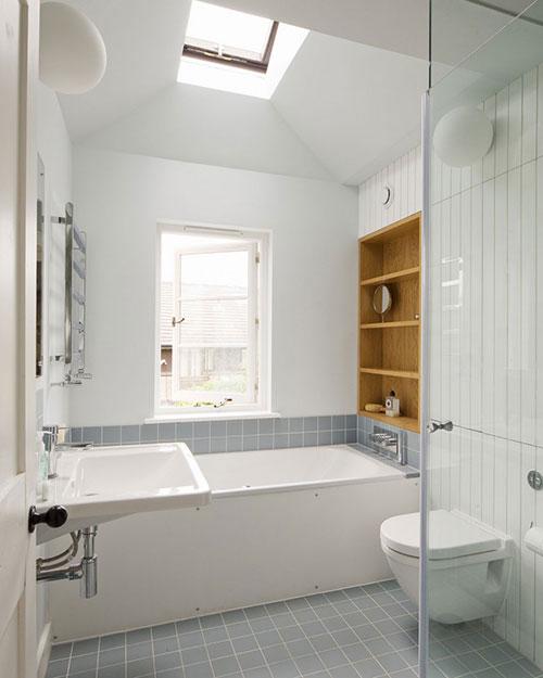 Landelijke badkamers voorbeelden modern