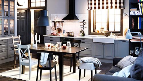 Landelijke Keuken Van Ikea Interieur Inrichting