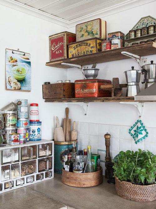 Keuken Landelijk Industrieel – Atumre.com