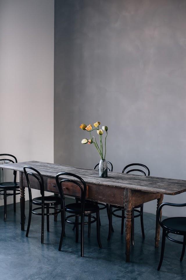 lange-vintage-houten-eettafel