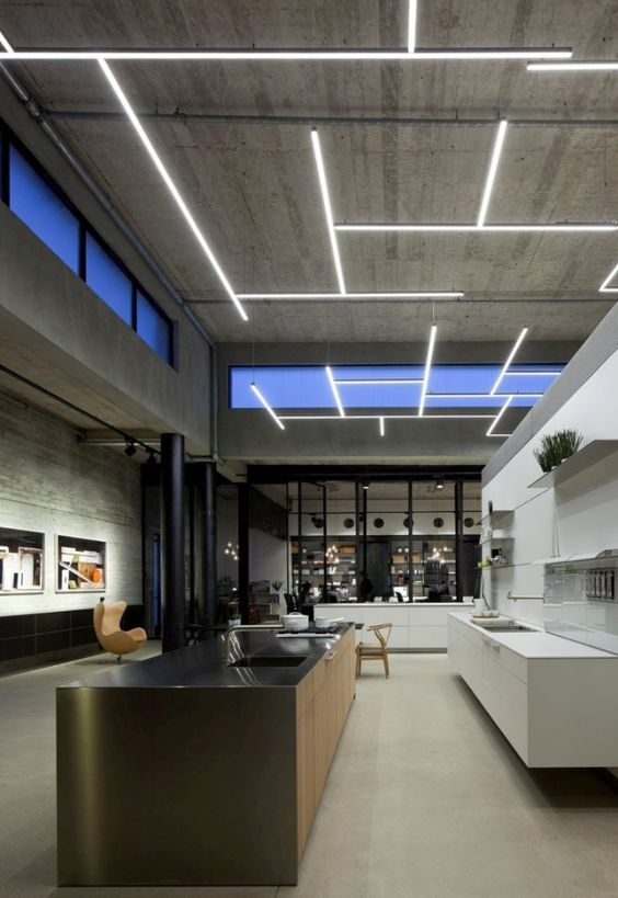 kitchen lighting stores led of tl verlichting interieur inrichting 2213