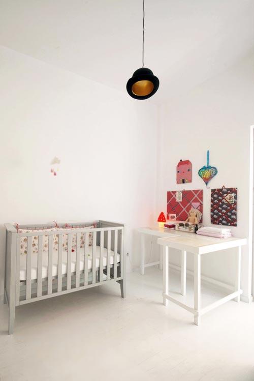 5 leuke babykamers interieur inrichting for Leuke inrichting