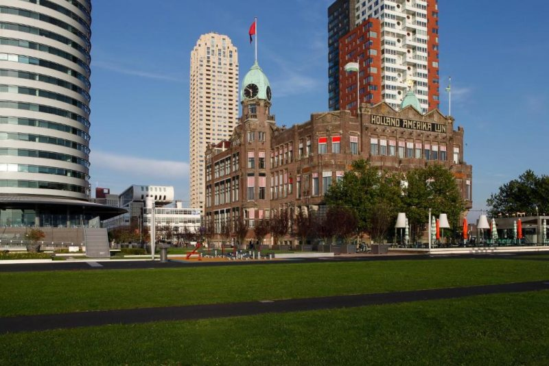 leuke hotels rotterdam hotel new york