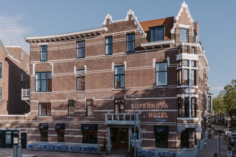 leuke hotels rotterdam supernova