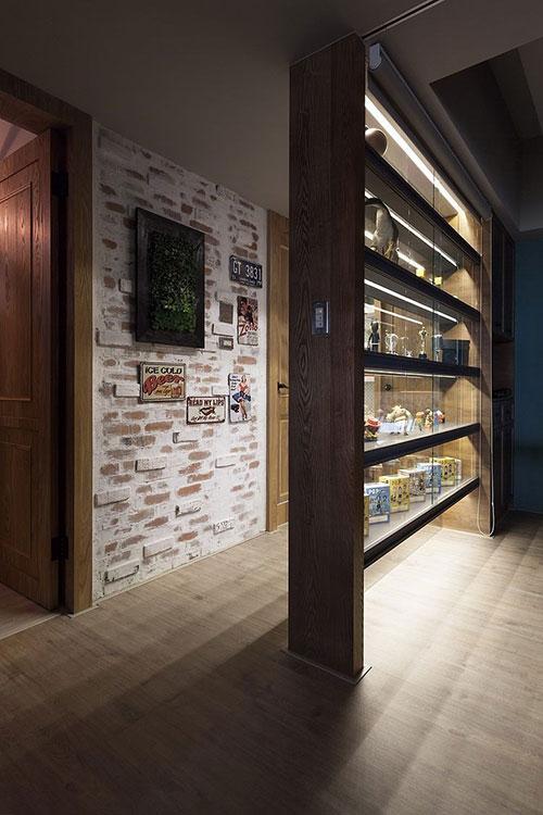 Leuke interieur ideeën in appartement uit Taiwan