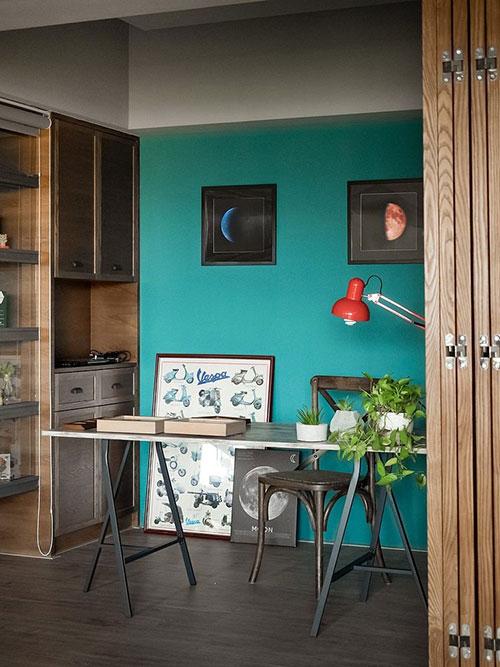 Leuke interieur idee n in appartement uit taiwan for Leuke inrichting