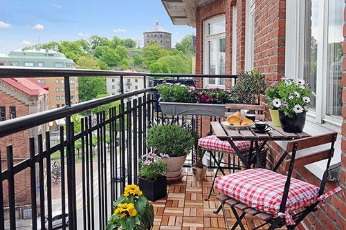 Tips Om Je Balkon Leuk In Te Richten Tuinschets Online Nl Pictures to ...