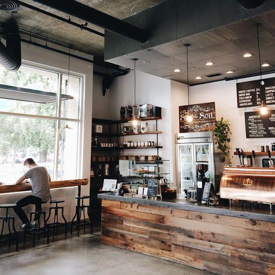 De leukste koffie plekjes! | Interieur inrichting