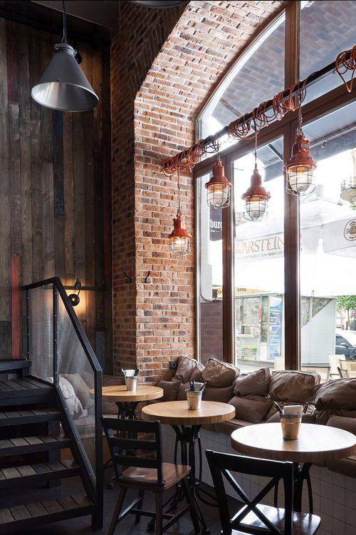 De leukste koffie plekjes interieur inrichting - Chique en gezellige interieur ...