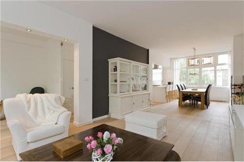 Trap in woonkamer of gang for for Interieur ideeen gang