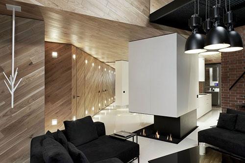 Moderne Interieur Ideeen : Loft appartement met moderne interieur ideeën interieur inrichting