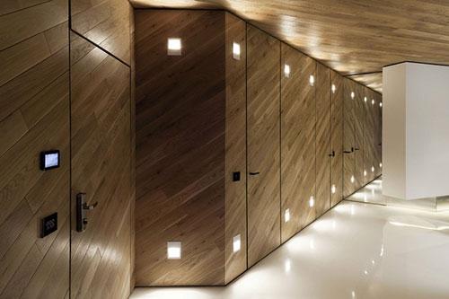 Loft appartement met moderne interieur ideeën