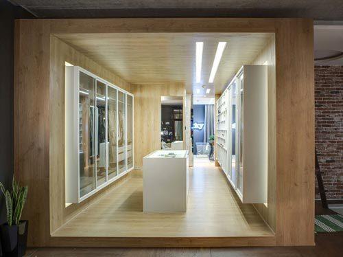 Loft appartement met open karakter