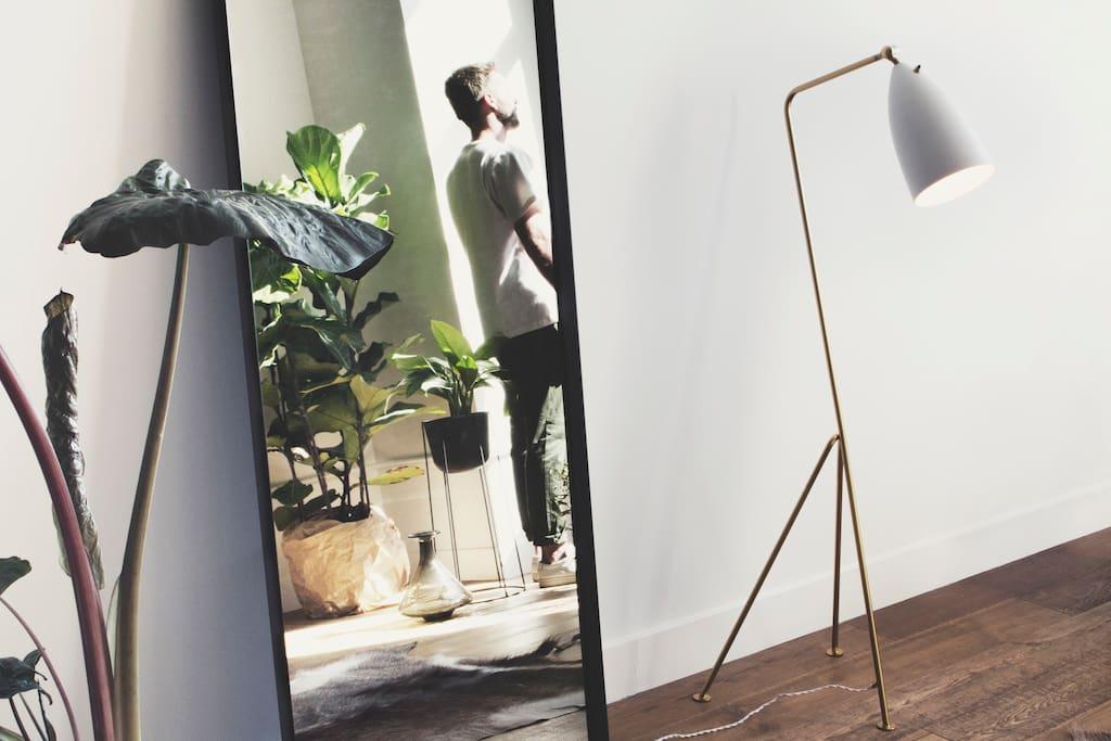 Loft appartement uit Downtown LA