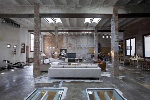 Inrichting Loft Inspiratie.Loft Interieur Interieur Inrichting