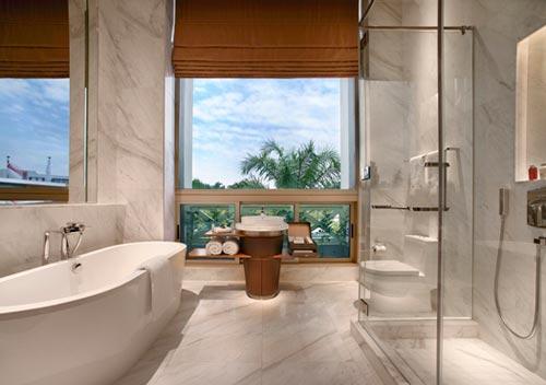 Voorbeeld Grote Badkamer ~ Luxe badkamer idee?n  Interieur inrichting