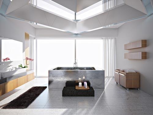 Luxe badkamer ideeen digtotaal for Interieur inrichting ideeen