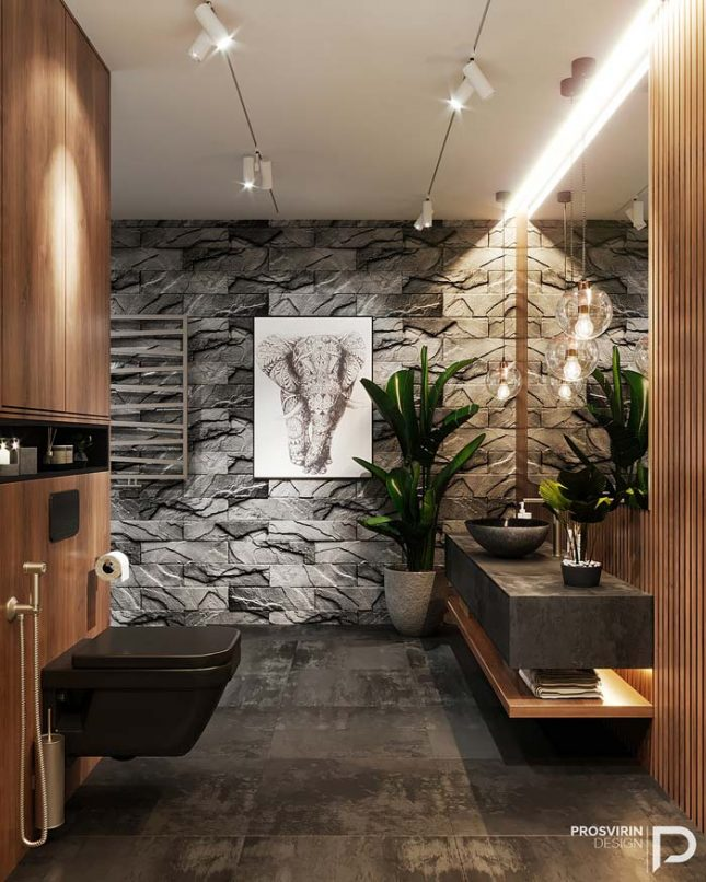 Luxe badkamers voorbeelden bali thema