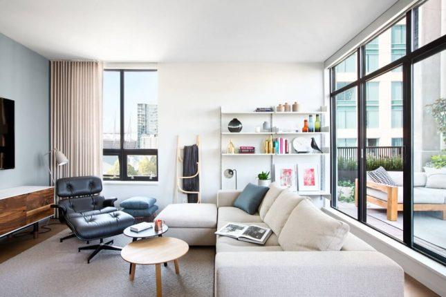 Luxe balkon terras als tweede woonkamer