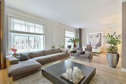 Brede Woonkamer Inrichten : L vormige woonkamer inrichten hoe doe je dat enkele tips