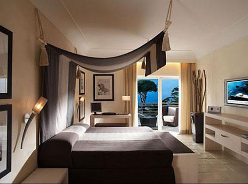 Luxe slaapkamer ontwerpen