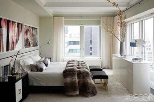 Luxe slaapkamer ontwerpen  Interieur inrichting