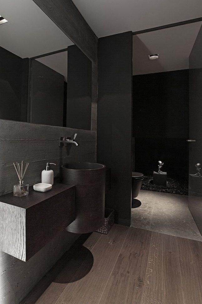 Luxe toilet ontwerp door Tanju Özelgin
