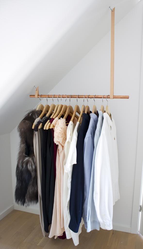 Maak je eigen kledingroede!