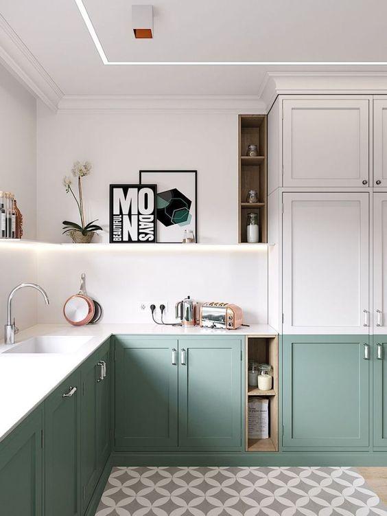 Leuke Keuken Ideeen.Kleine Keuken Inrichten 20 Tips Leuke Ideeen En Mooie