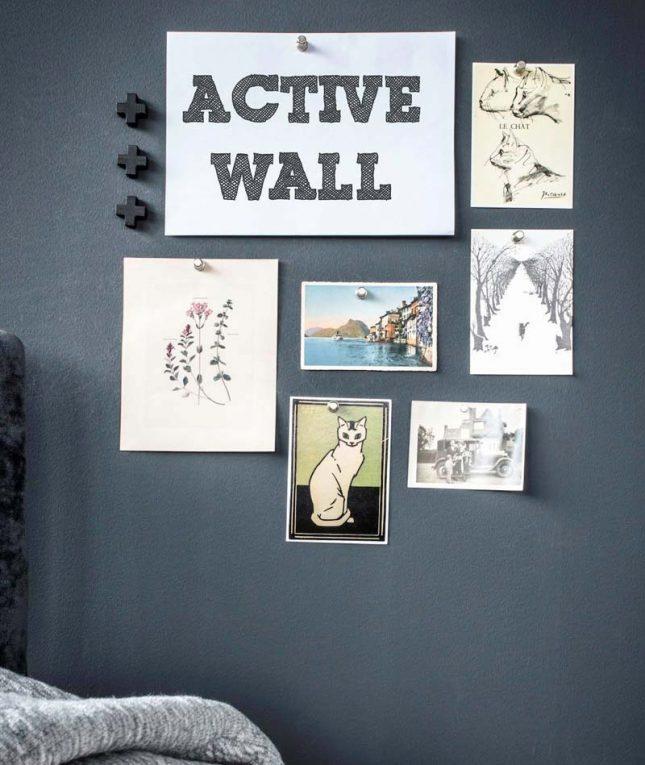 magnetische muur