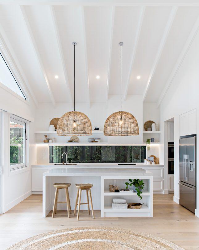 mand hanglampen keuken